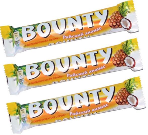 bounty chocolate logo