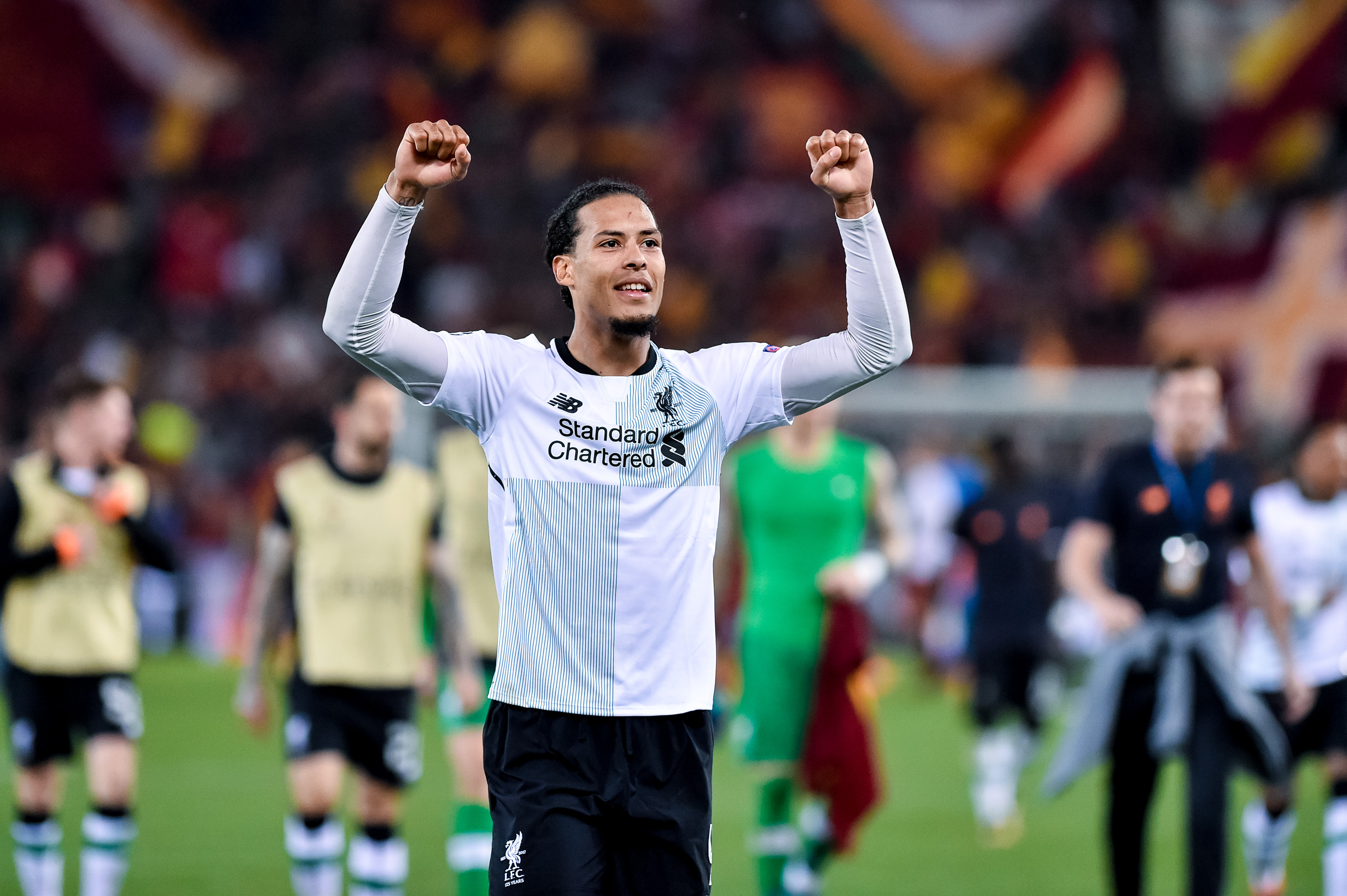 Van Dijk has been a bargain at £75 million. Image: PA Images