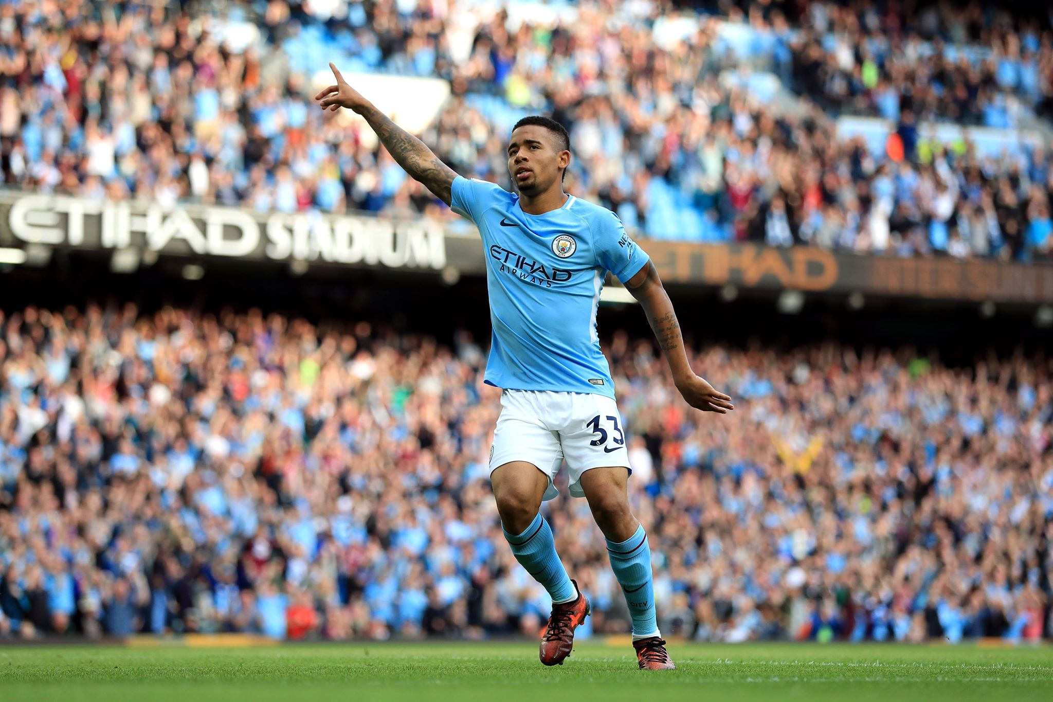 Man City star Gabriel Jesus makes ominous statement about his goalscoring hunger