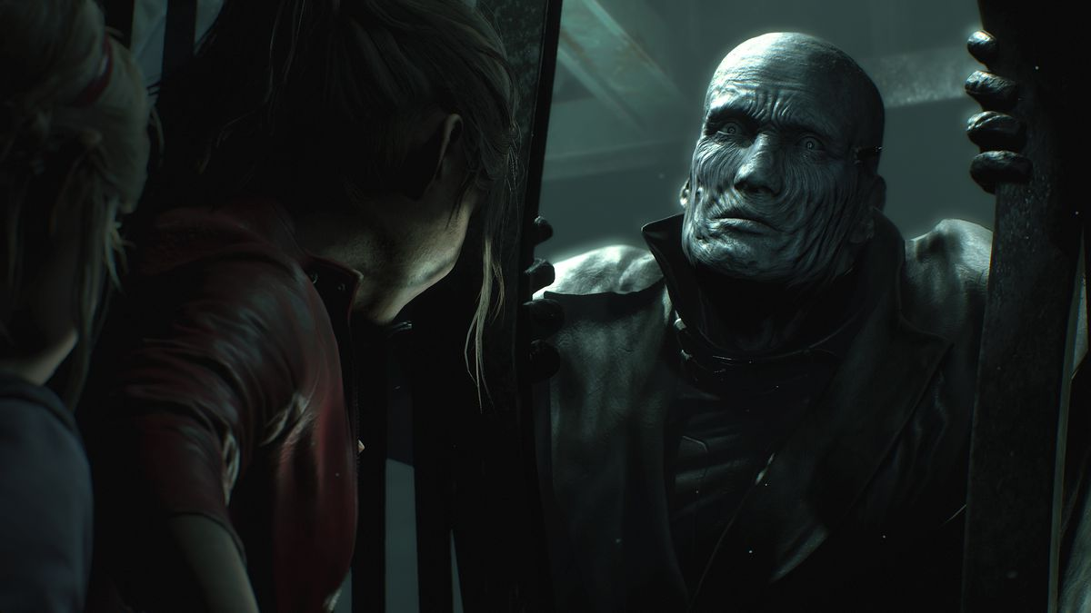 'Resident Evil 2' reviews are in. Credit: Capcom