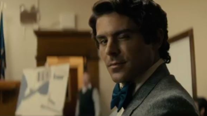 Zac Efron's new Ted Bundy movie is anything but average