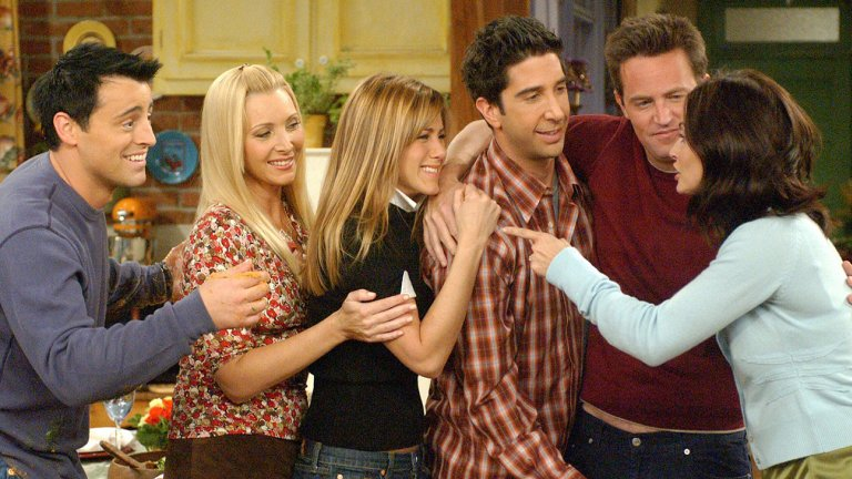 The 'Friends' Cast Still Earn A Ridiculous Amount From Re-Runs Of The Sitcom