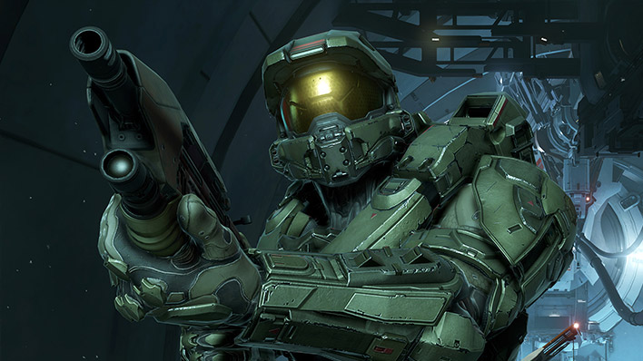 Master Chief is a lead character in Showtime's Halo series