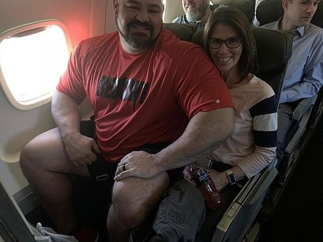 Two Of The World S Strongest Men Were Sat Next To Each