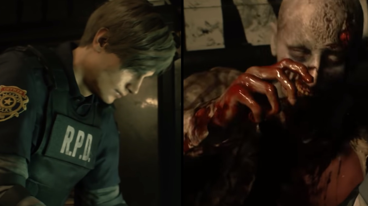 Resident Evil 2 Remake Just Took Gore To A Whole New Level