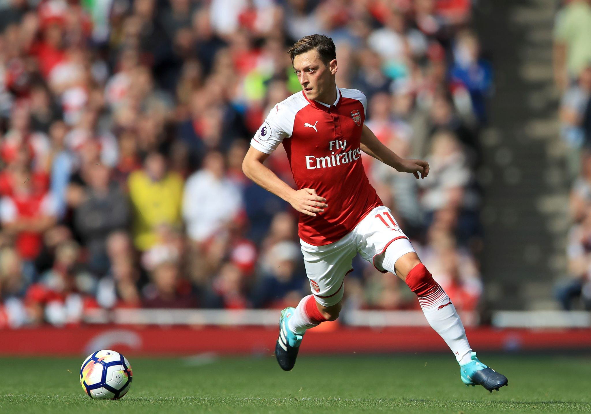 Report: Inter Milan prepares swoop for Mesut Ozil
