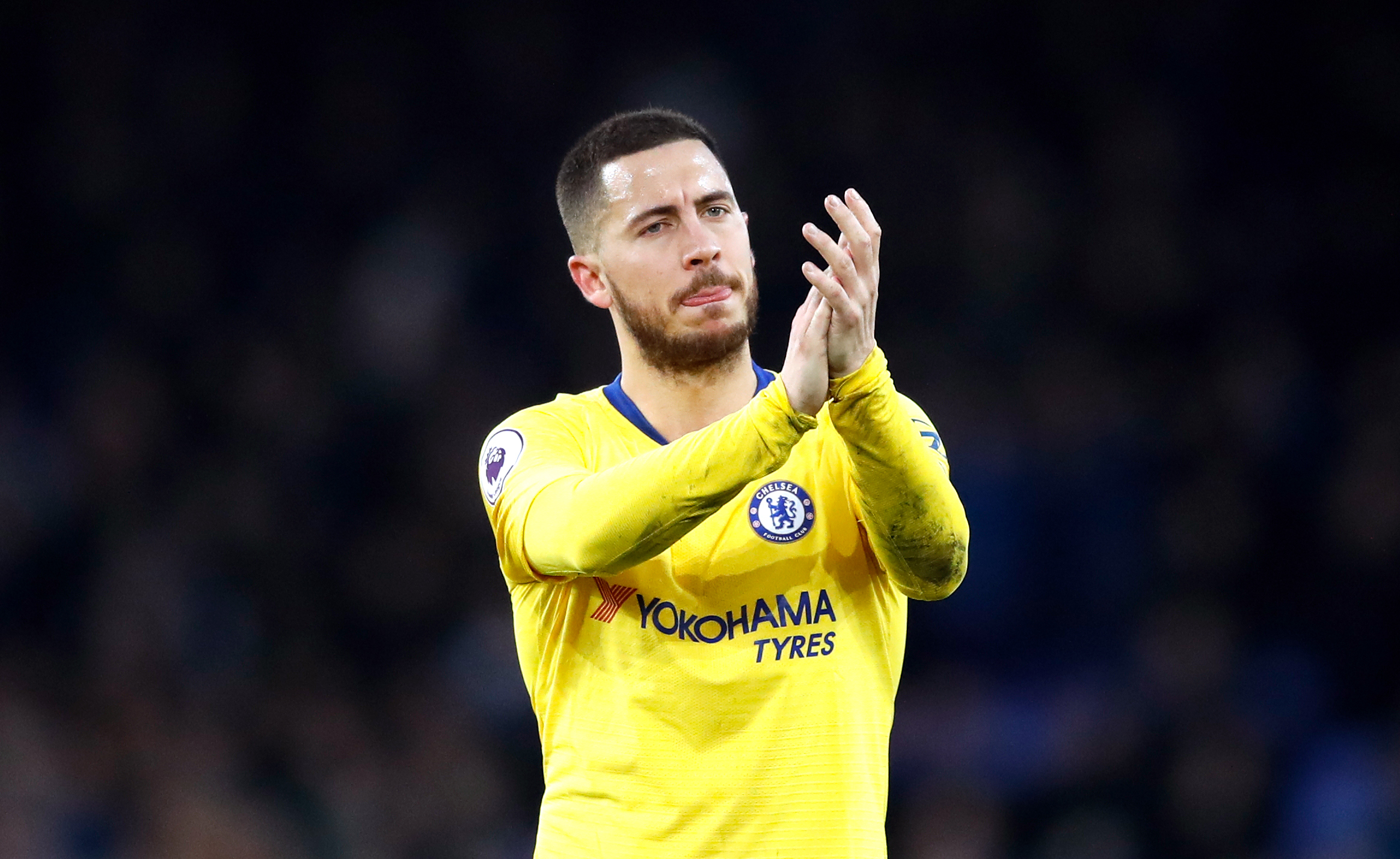 JUST IN: Chelsea prepared to lose Hazard for free