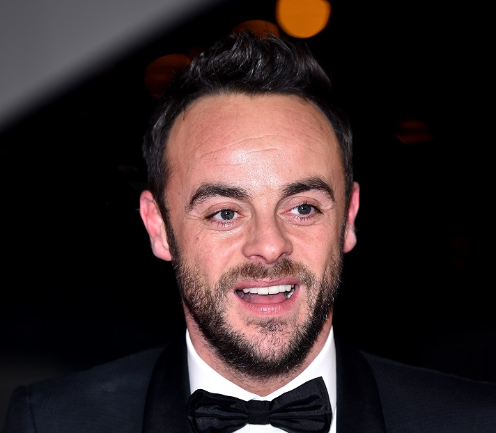Ant McPartlin 'twice the drink-drive limit' when arrested