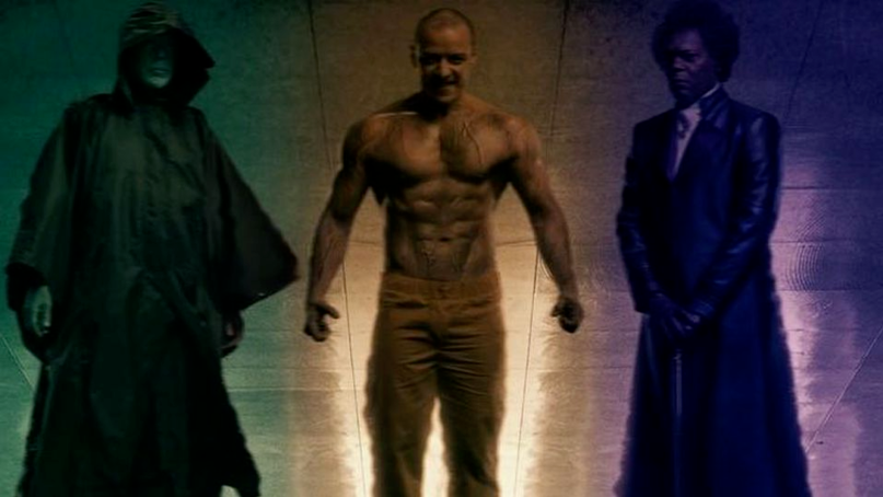 The Trailer For M. Night Shyamalan's New Film 'Glass' Just Dropped