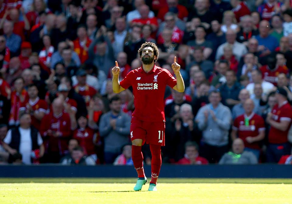 Egypt bank on Salah's Liverpool form at World Cup