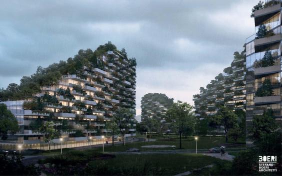 Credit: Stefano Boeri Architetti