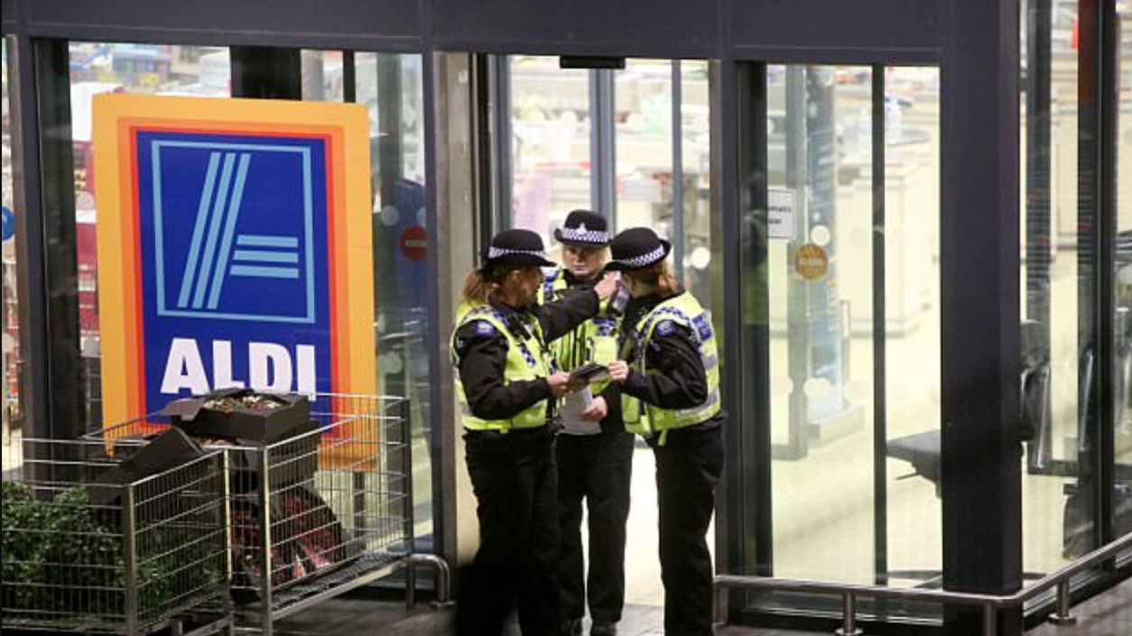 Woman Dies After Being Stabbed In Aldi