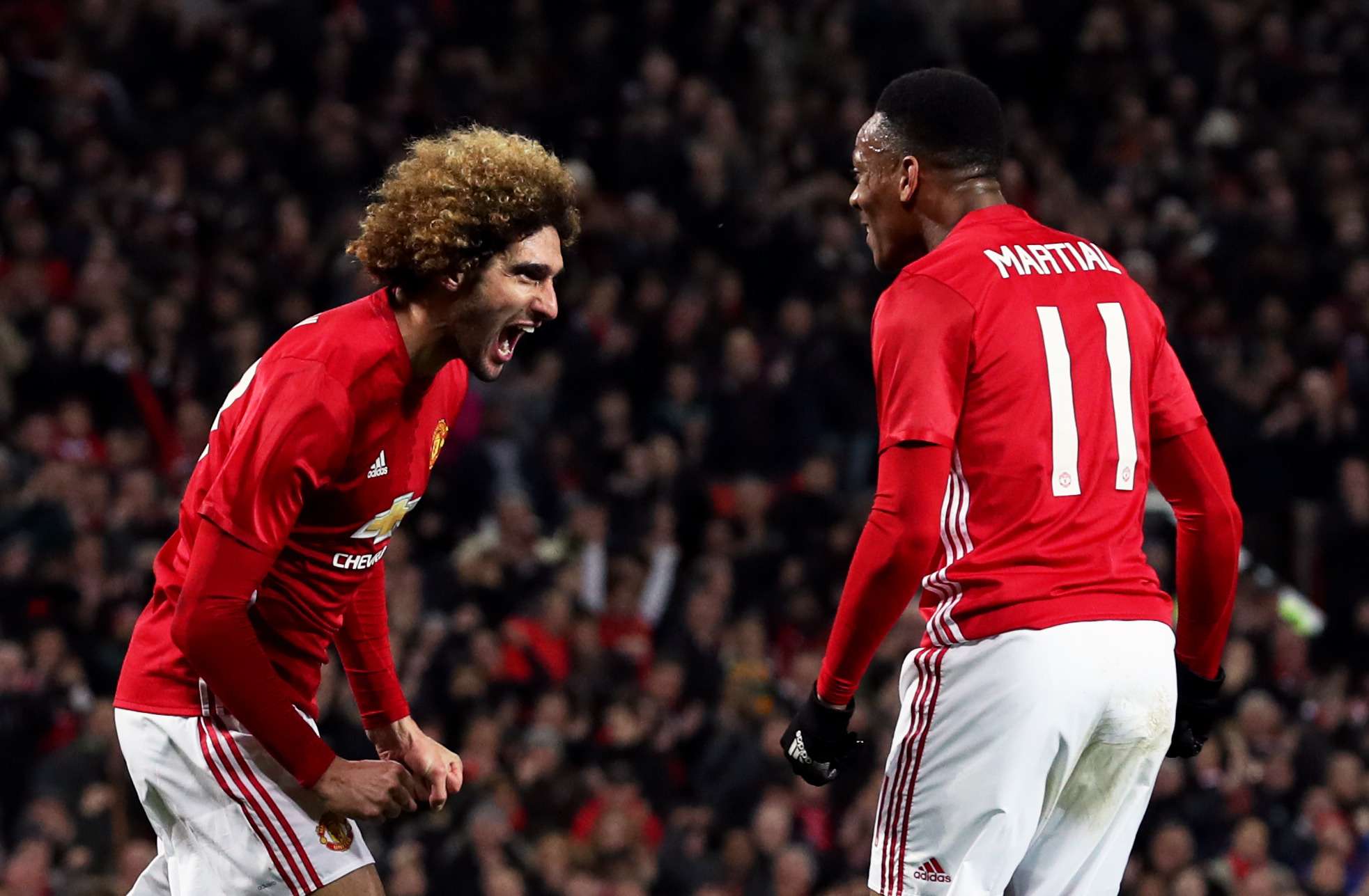 Nothing Concrete - Besiktas Deal Maker Plays Down Marouane Fellaini Rumours