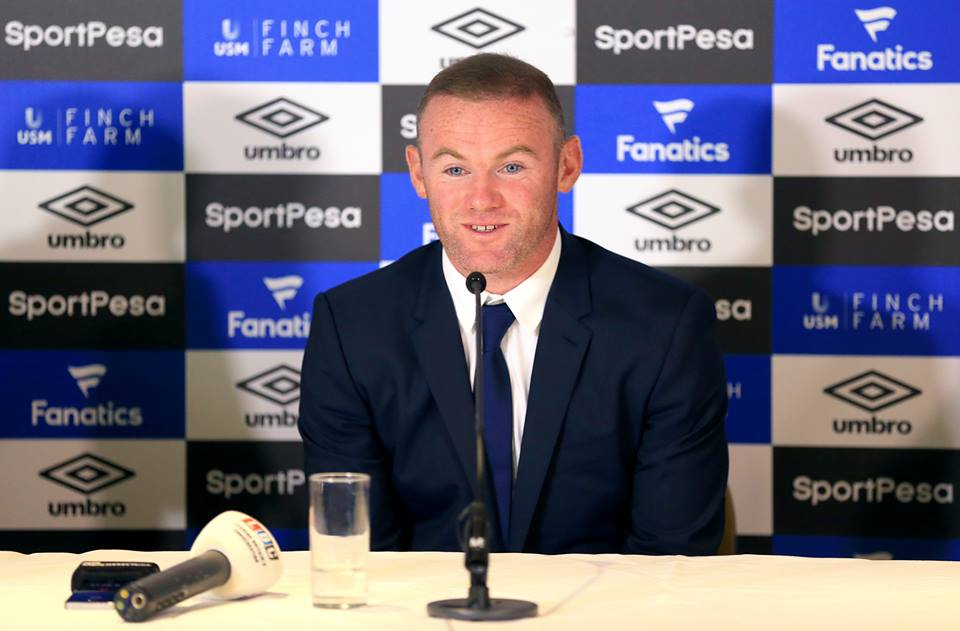 Wayne Rooney to face Gor Mahia