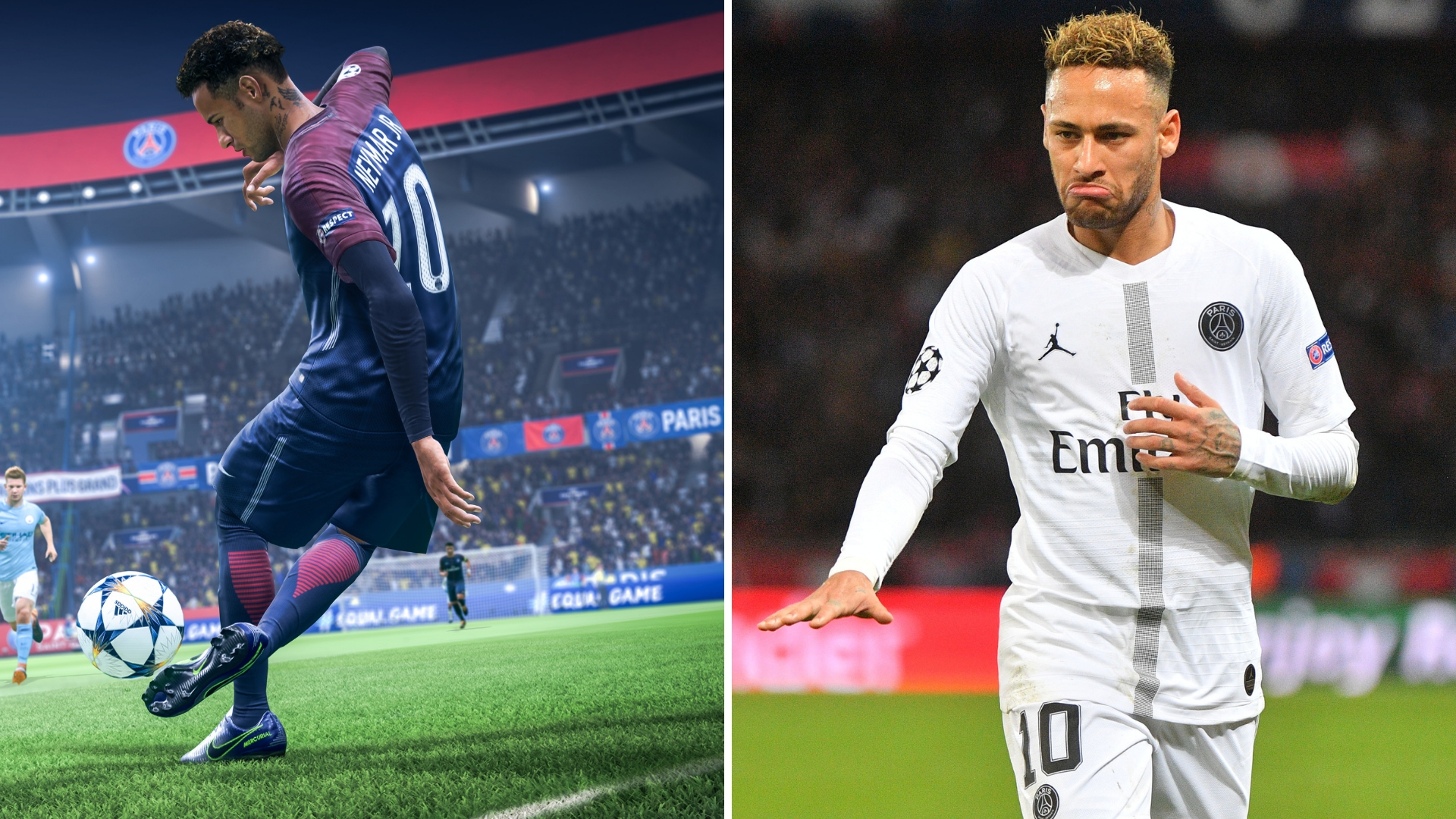 Champions League-Themed Cards For FIFA 19 Ultimate Team Released, Neymar Can Play As Striker