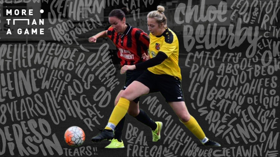 More Than A Game: How One Footballer's Battle With Depression Saw Her Rise To The Top
