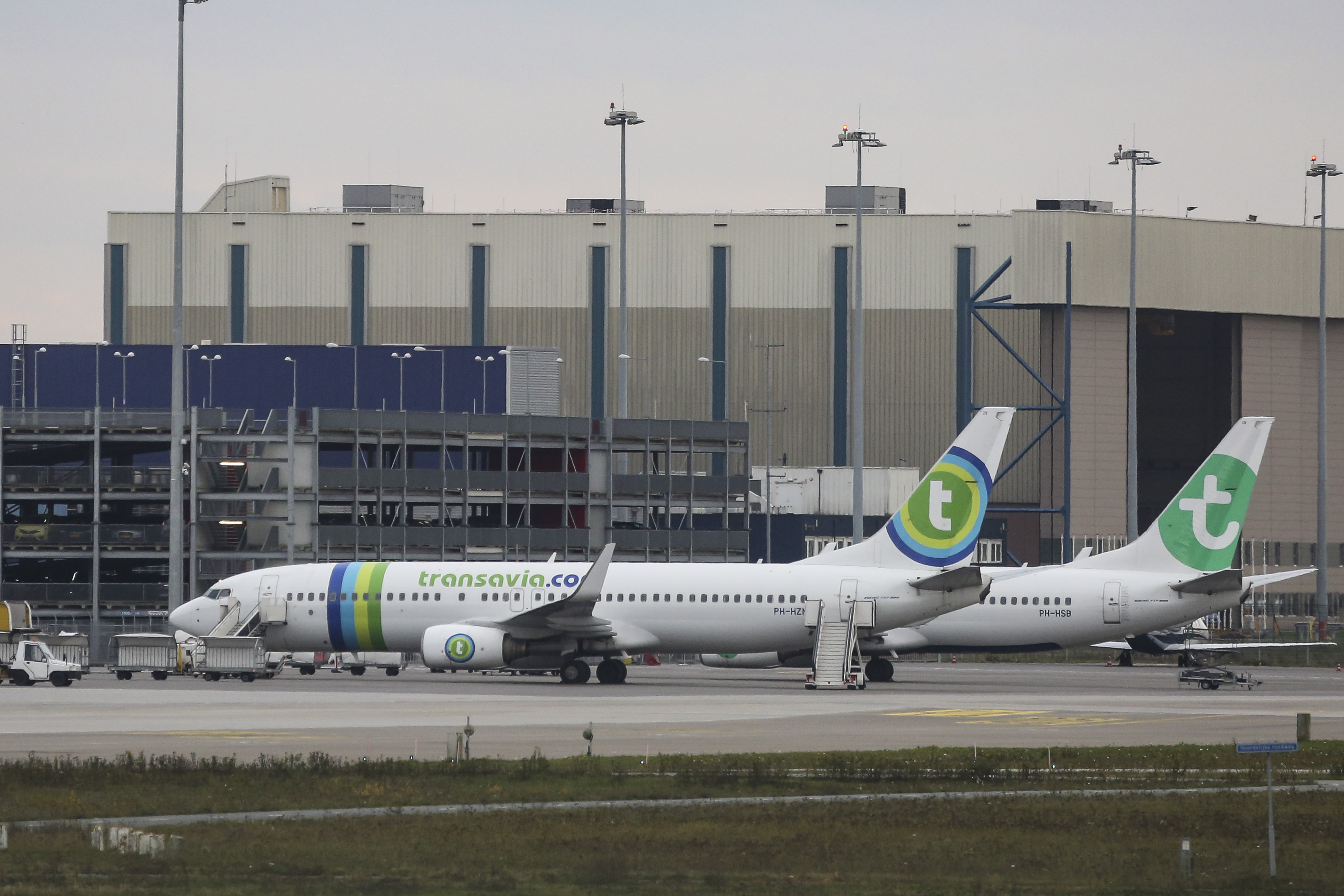 Transavia Airlines flight makes emergency landing after passenger's farting sparks fight