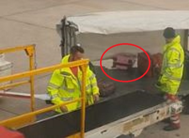 Manchester Airport vows crackdown on 'unacceptable behaviour' by baggage handlers