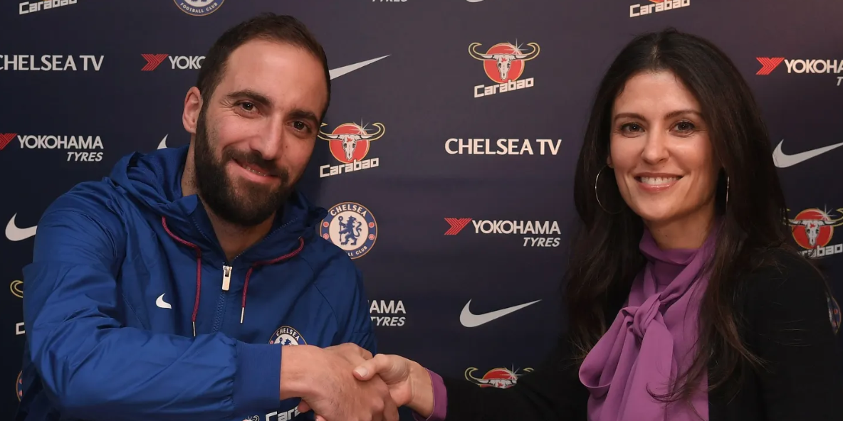 The Incredible 'Unbreakable' Goalscoring Record Gonzalo Higuain Brings With Him To Chelsea