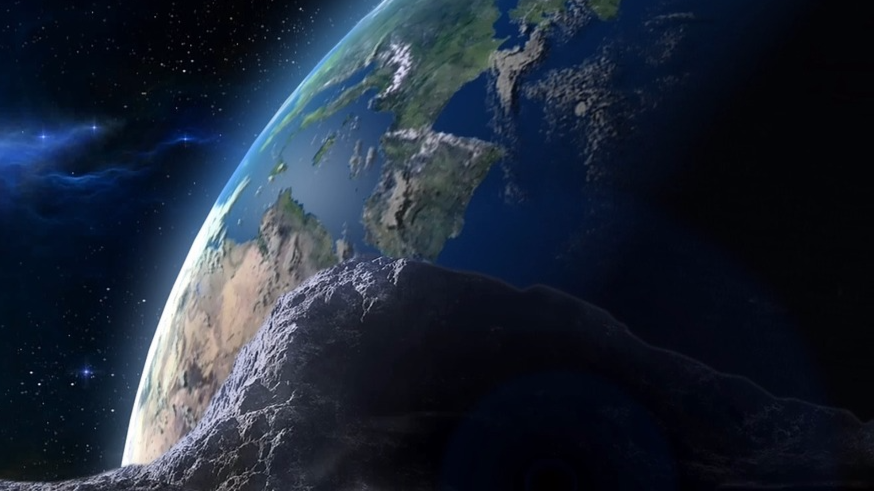 'Potentially Hazardous' Asteroid Travelling At 45,000mph Will Pass Earth Tonight