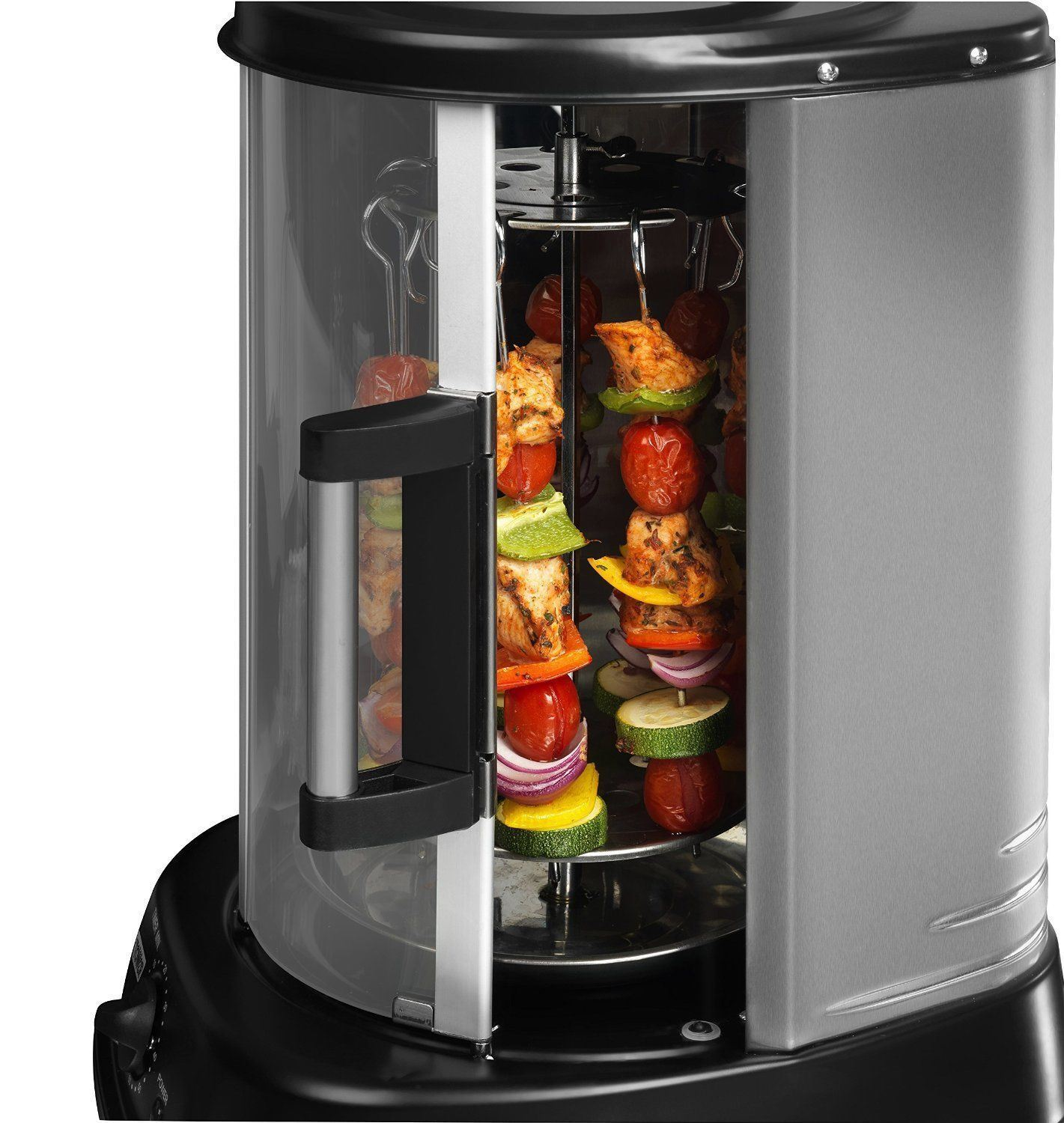 And it can cook up to seven kebabs at once. Credit: eBay/Daniel Jones
