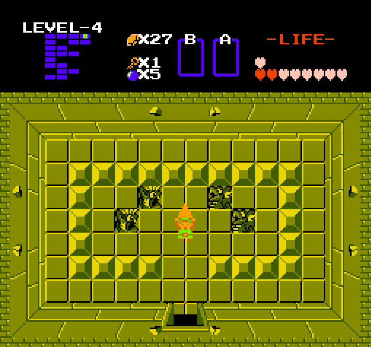 The Legend of Zelda / Credit: Nintendo