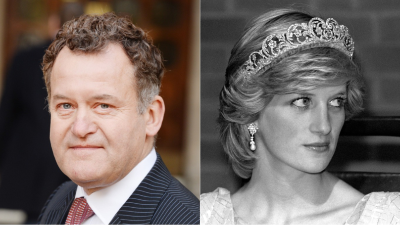 ​Paul Burrell Reveals Princess Diana Was In Another Secret Car Crash No One Knew About
