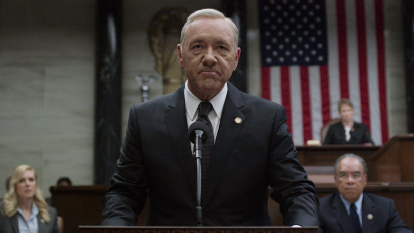 ​Netflix Announces 'House Of Cards' Will Return For Shorter Final Series – Without Kevin Spacey