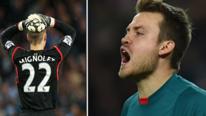 Simon Mignolet Has Reacted To 'Bizarre' Loris Karius' Departure