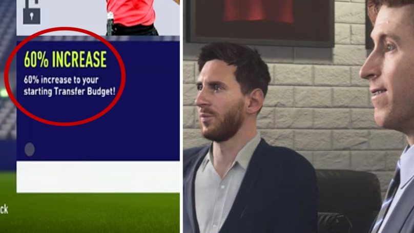 Thereu0027s A Genius Trick To Sign Lionel Messi For Ridiculously Cheap On Career Mode  sc 1 st  SPORTbible & Thereu0027s A Genius Trick To Sign Lionel Messi For Ridiculously Cheap ...