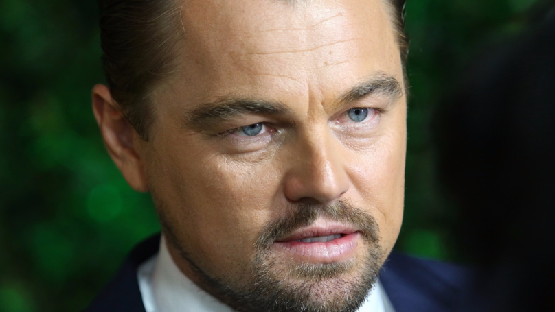 Leonardo DiCaprio Donates $1M To The Hurricane Harvey Relief Fund