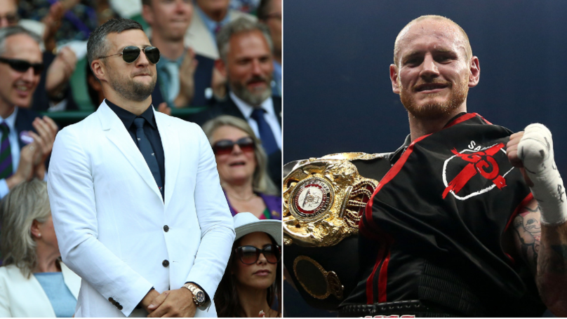 Carl Froch Brutally Responds To George Groves Retiring From Boxing