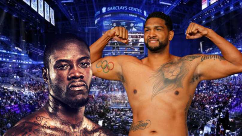 Deontay Wilder Ordered To Defend WBC Heavyweight Title Against Dominic Breazeale