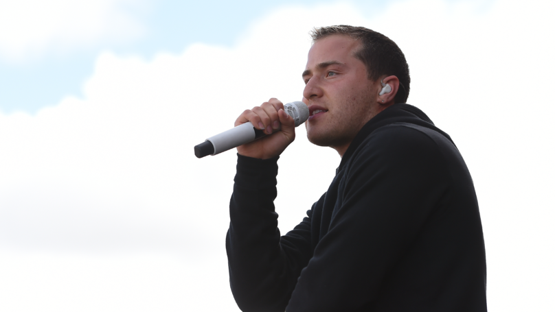 Mike Posner Just Found Out Who Gave Him A Pill In Ibiza