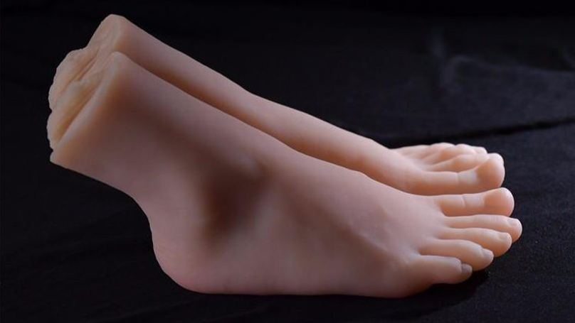 Fetish Fans Can Now Get Silicone Feet With Built-In Vaginas