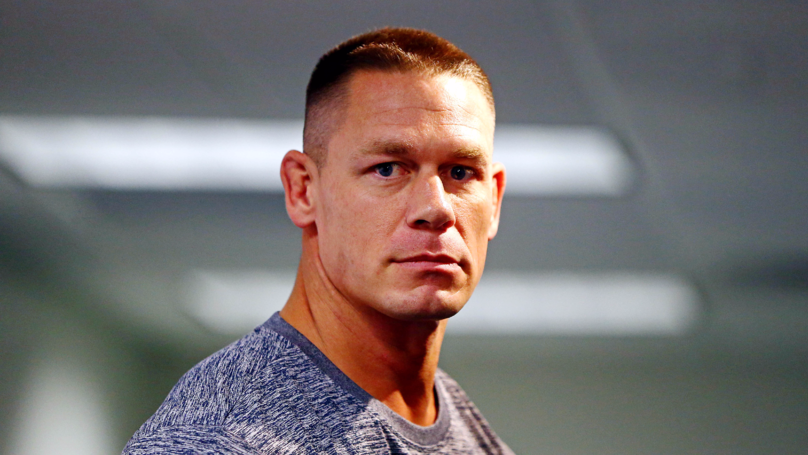 John Cena Admits He Got Hench In School Because He Was Bullied