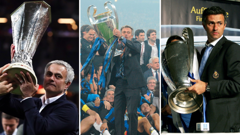 Three European Giants Are Interested In José Mourinho After Manchester United Sacking