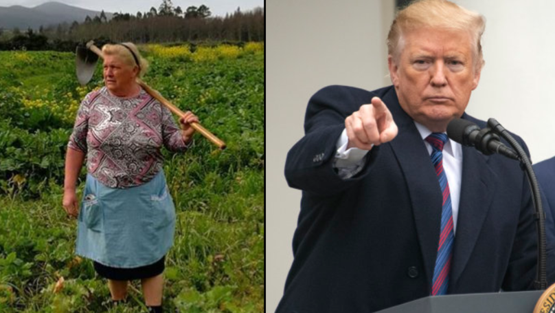 Donald Trump Has A Doppelganger Who Is A Spanish Potato Farmer