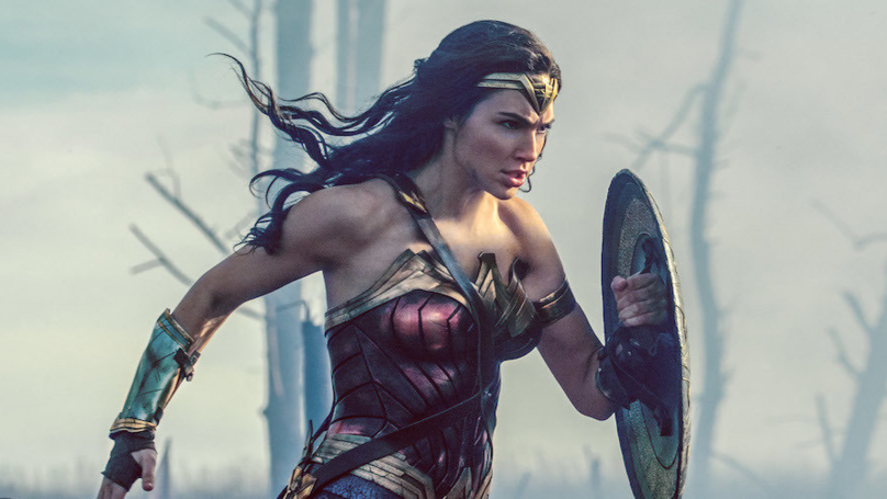 'Wonder Woman' Officially Becomes The Highest Grossing Superhero Origin Film Ever
