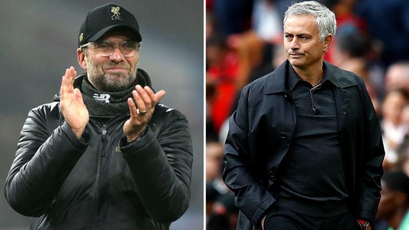 Jurgen Klopp Gives A Very Classy Response to Jose Mourinho's Sacking