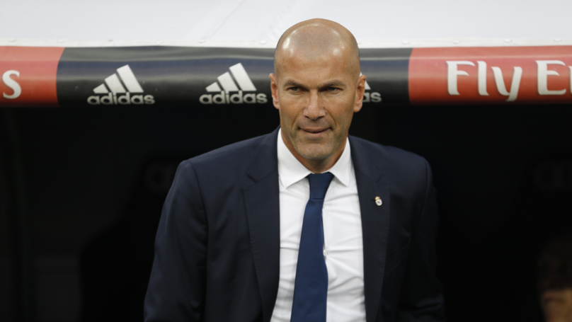 Real Madrid Line Up Zidane Replacement In Case Of Disaster