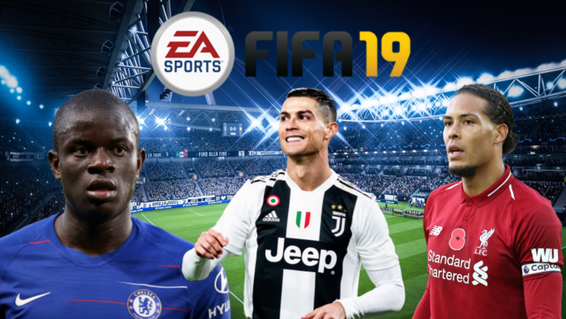 EA Sports Reveals Team Of The Year For FIFA 19 Ultimate Team
