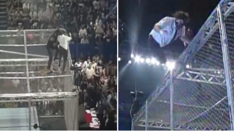 20 Years Today, Possibly The Most Legendary Moment In WWE History Took Place