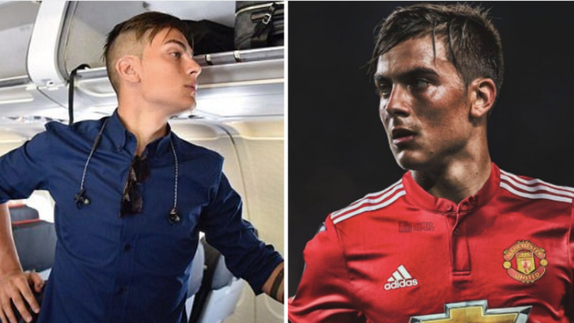 Paulo Dybala's Agent Arrives In England To Begin Talks With Manchester United