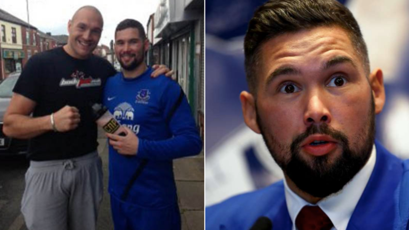 Tony Bellew Makes Promise To Knock Tyson Fury Out