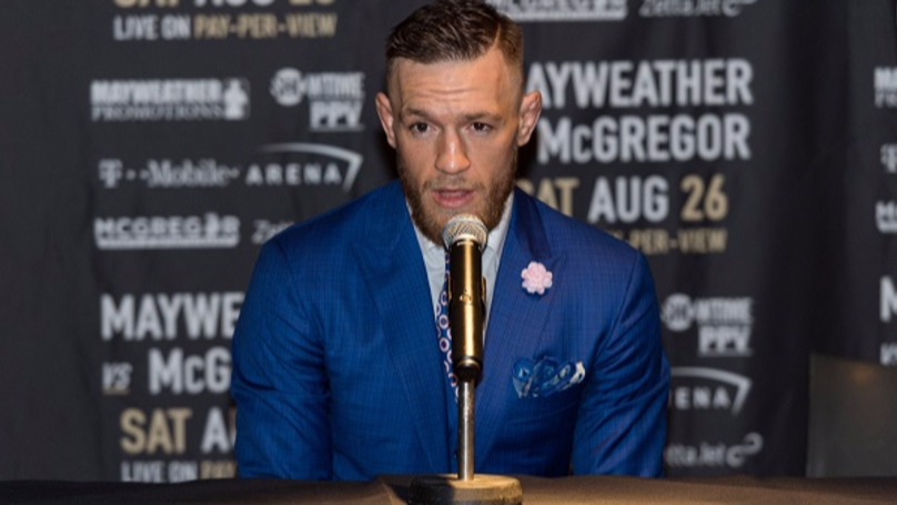 Conor McGregor Responds To Irish Gang Claim In True McGregor Style