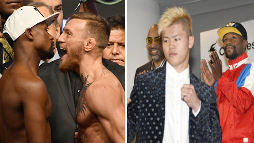 Conor McGregor's Post On Floyd Mayweather's Next Fight Is Absolute Gold