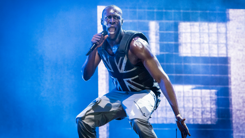 Stormzy Becomes The First Black British Solo Artist To Headline Glastonbury