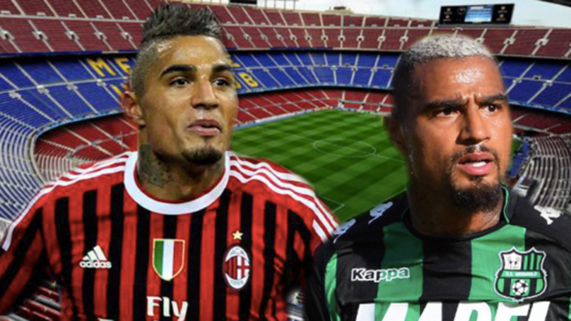 Kevin-Prince Boateng Set For Shock Move To Barcelona