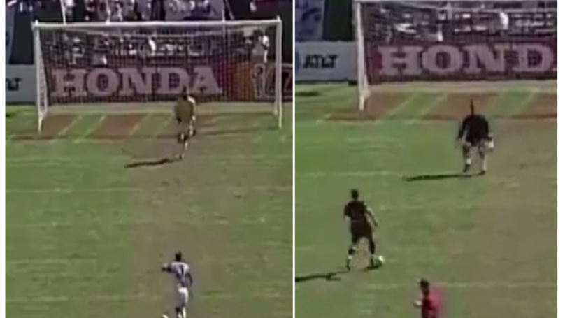WATCH: This Is What A MLS Penalty Shoot Out Looked Like In The '90s | SPORTbible